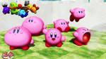 (MMD/XPS Model) Kirby V3 Download