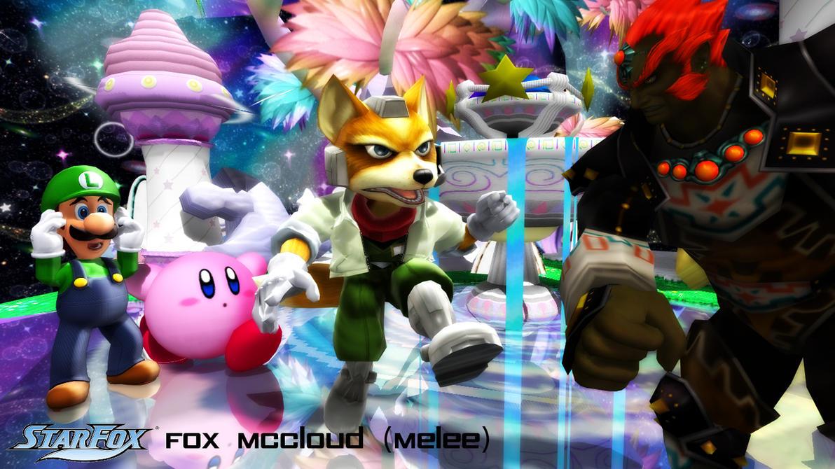 (MMD/XPS Model) Fox McCloud (Melee) Download by SAB64
