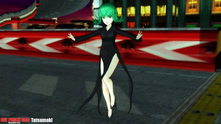 (MMD/Blender Model) Tatsumaki Download
