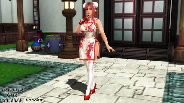 (MMD Model) Honoka (Chinese New Year) Download by SAB64