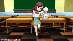 (MMD Model) Lass (Let's Go) Download by SAB64