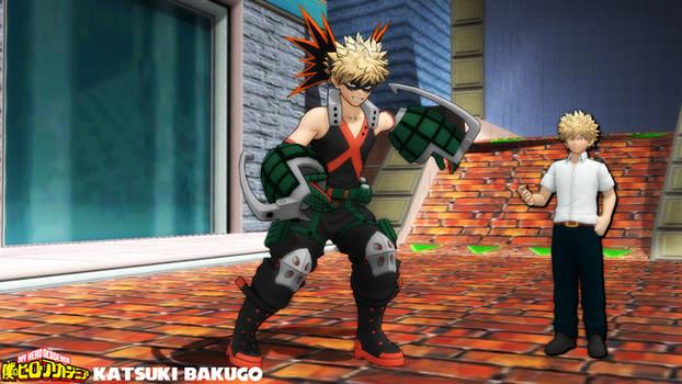 (MMD Model) Katsuki Bakugo Download
