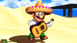 (MMD Model) Mario (Poncho) Download