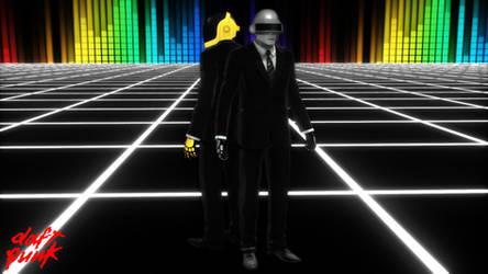 (MMD Model) Daft Punk (2017) Download