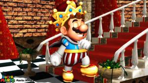 (MMD Model) Mario (King) Download