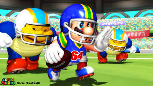 (MMD Model) Mario (Football) Download