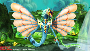 (MMD Model) Ancient Fairy Dragon Download