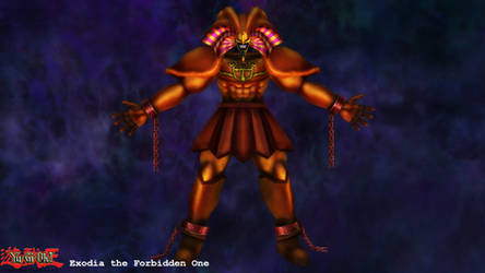 (MMD Model) Exodia the Forbidden One Download