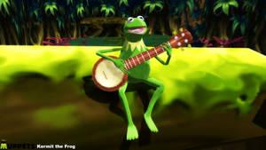 (MMD/Blender Model) Kermit the Frog Download