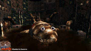 (MMD Model/Stage) Clanker's Cavern Download