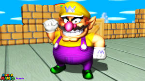 (MMD Model) Wario (Odyssey Style) Download