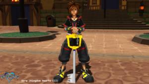 (MMD Model) Sora (Kingdom Hearts III) Download
