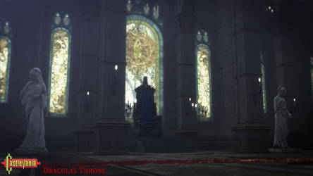 (MMD Stage) Dracula's Throne Download