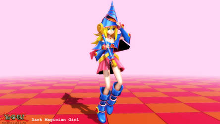 (MMD Model) Dark Magician Girl Download