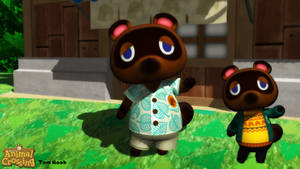 (MMD Model) Tom Nook (NH) Download