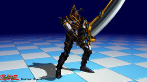 (MMD Model) Buster Blader Download