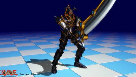(MMD Model) Buster Blader Download