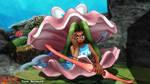 (MMD Model) Toon Mermaid Download