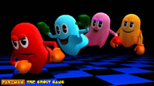 (MMD Model) The Ghost Gang Download