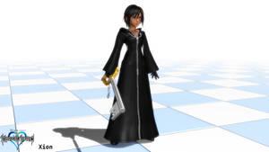 (MMD Model) Xion Download