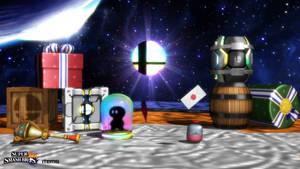 (MMD Model) Super Smash Bros. Items Download