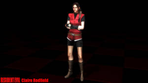 (MMD Model) Claire Redfield (RE2 Classic) Download