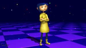 (MMD Model) Coraline Jones Download