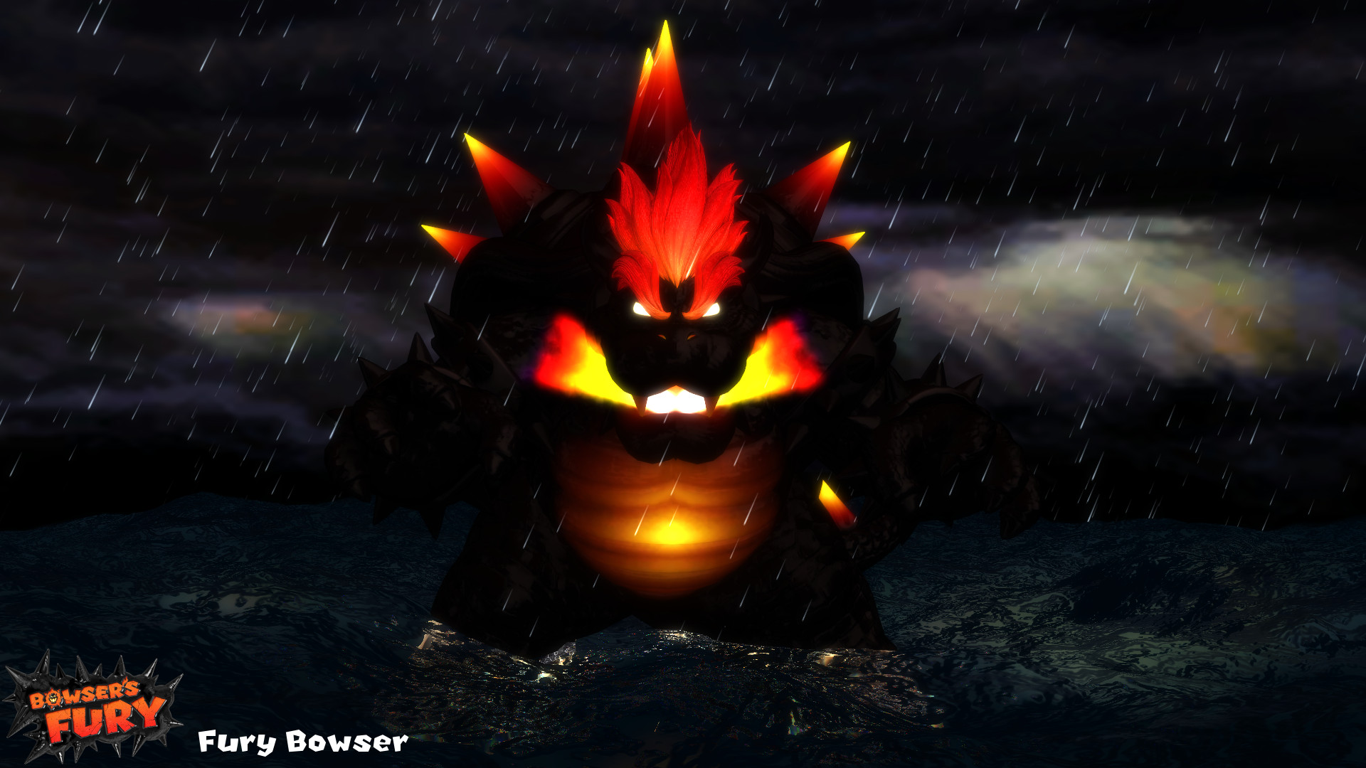 (MMD Model) Fury Bowser Download