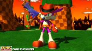 (MMD Model) Fang the Sniper (Modern) Download