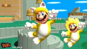 (MMD Model) Cat Mario Download