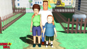 (MMD Model) The Hill Family Download
