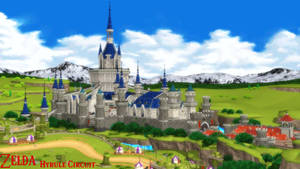 (MMD Stage) Hyrule Circuit Download