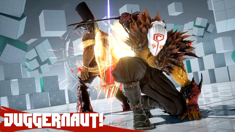 Tekken 7 Yoshimitsu Dota2juggernaut Mod By Thebigbenj On Deviantart