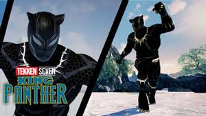 TEKKEN 7 King Black Panther MOD