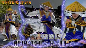 TEKKEN 7 Heihachi Raiden MKX MOD