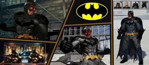 TEKKEN 7 Paul Batman MOD