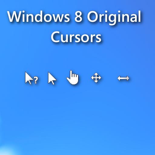 Windows 8 Original Cursors by Cozzmy13 on DeviantArt