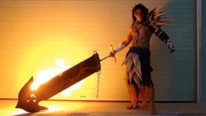 Jecht's Flaming Fanfare