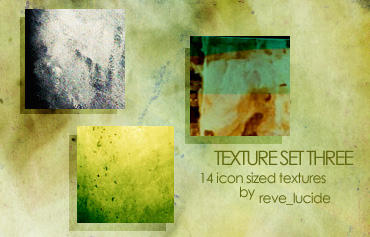 texture set three by reve-lucide