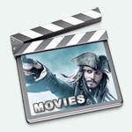 Movies Icon by skidoo369