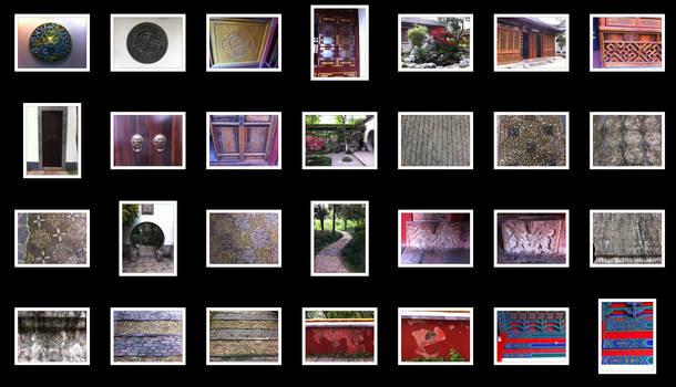 China Textures and Photos