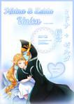 Midna and Zelda Union:  9-page Manga by Sho-tan-ART