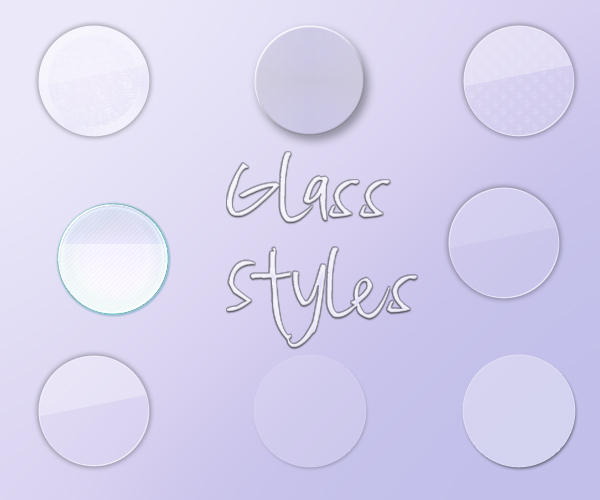 Glass Styles by TheYamiiSa