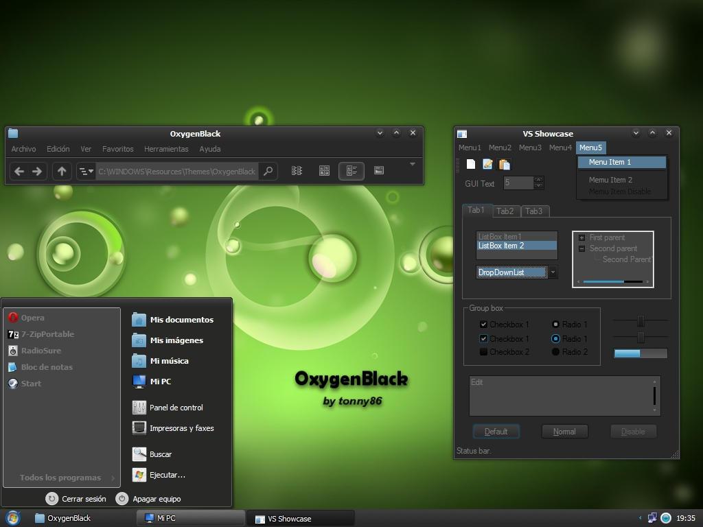 OxygenBlack VS by tonny86
