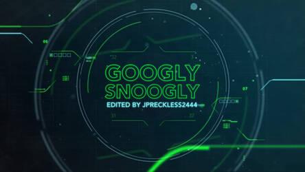 Toonami - Googly Snoogly Font