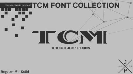 TCM Font Collection