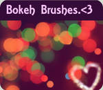 Bokeh brushes 2