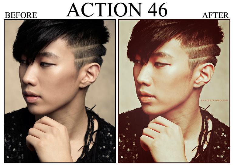 Action 46 by KissOfDeathXxX