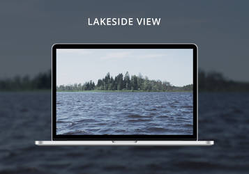 Lakeside View by CarlKempe
