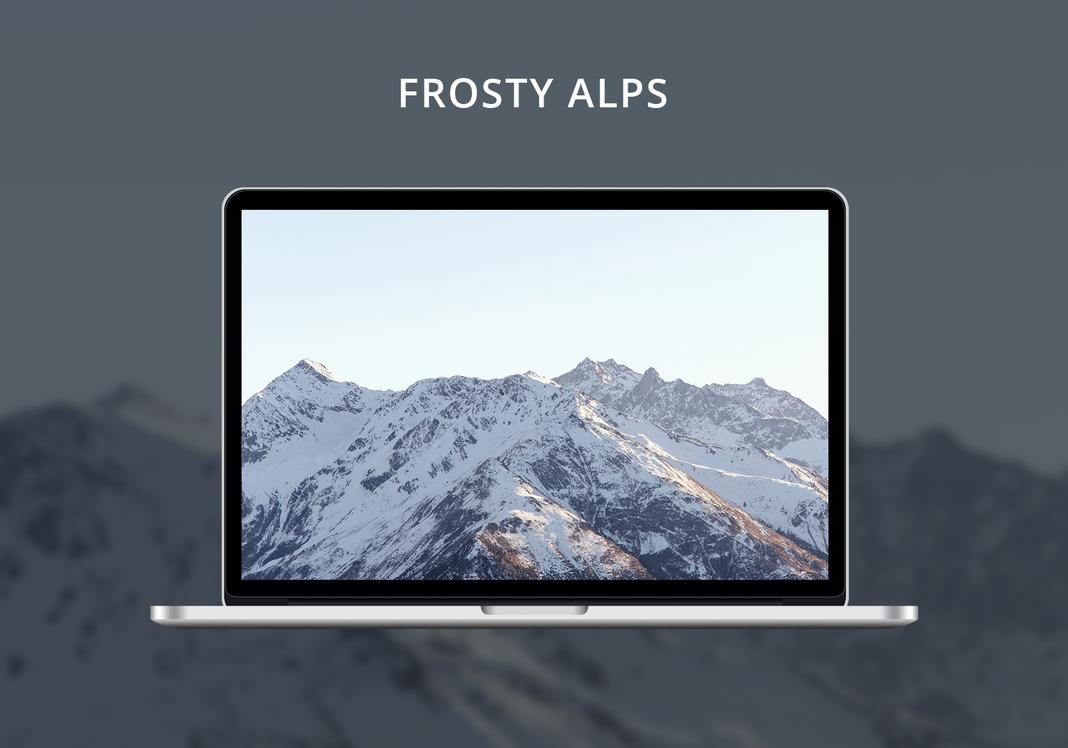 Frosty Alps by CarlKempe